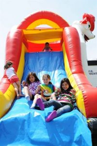 bounce house Inventory
